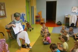 Biblioteka w Przedszkolu