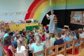 Tydzień Bibliotek: (do)wolne czytanie w przedszkolu