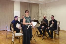 """Koncert Kwintetu Instrumentów Dętych """"Quintesencja"""""""