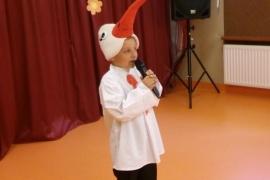 Konkurs Recytatorski Poezji Moniki Bednorz w Przedszkolu nr 2