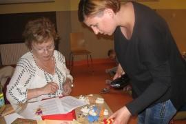 Spotkanie autorskie Gabrieli Kotas w Przedszkolu nr 2