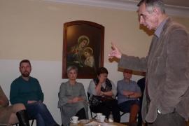 Spotkanie autorskie Jana Mazurkiewicza