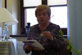 Spotkanie z profesor Heleną Synowiec