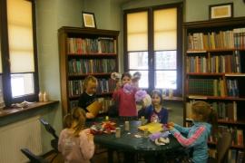 Zakończenie ferii w Bibliotece