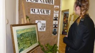 Wystawa w MBP o powstaniach śląskich