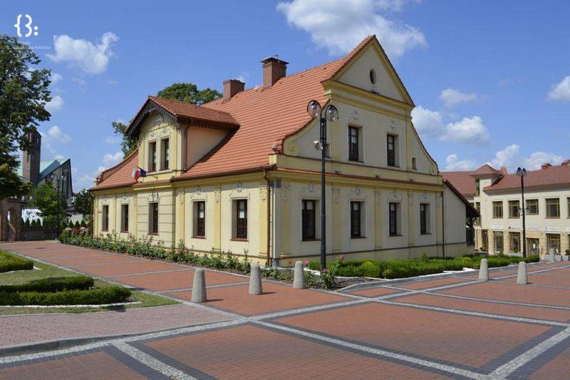 Miejska Biblioteka Publiczna wLędzinach