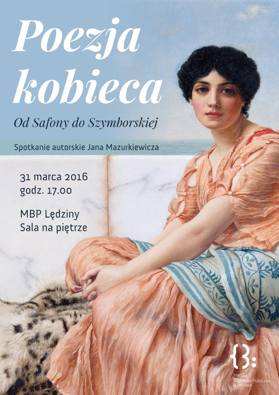 Poezja kobieca. OdSafony doSzymborskiej